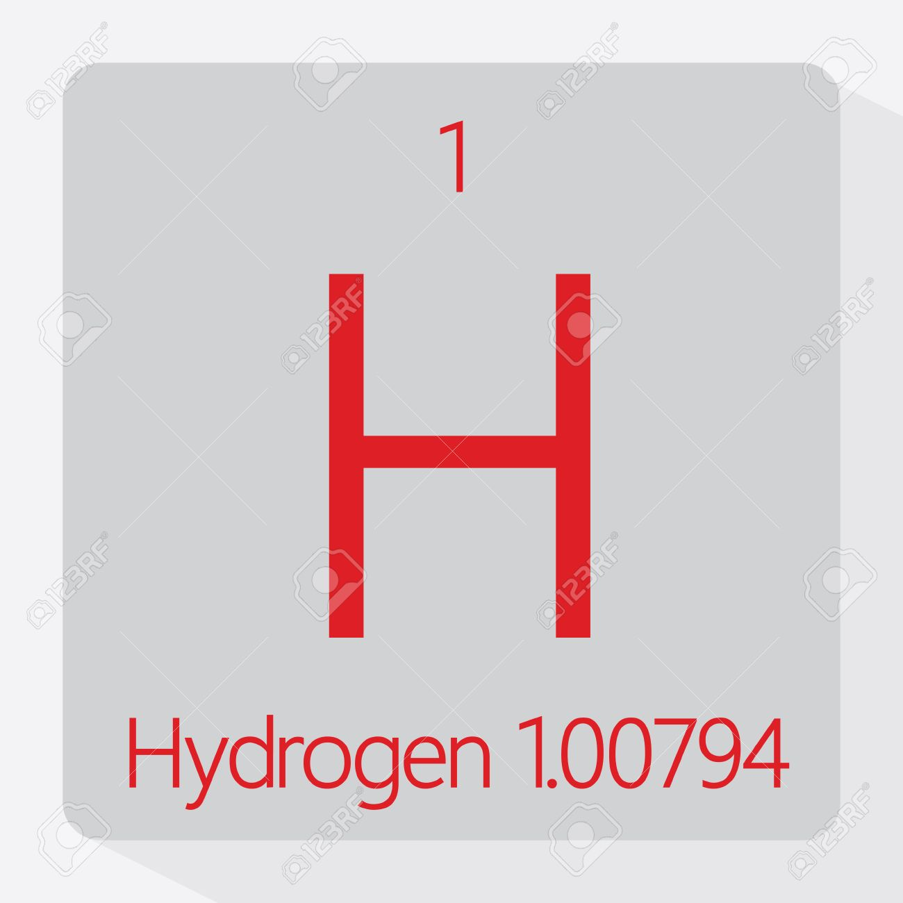 Periodic table hydrogen royalty free cliparts vectors and stock periodic table hydrogen stock vector 41368759 urtaz Gallery