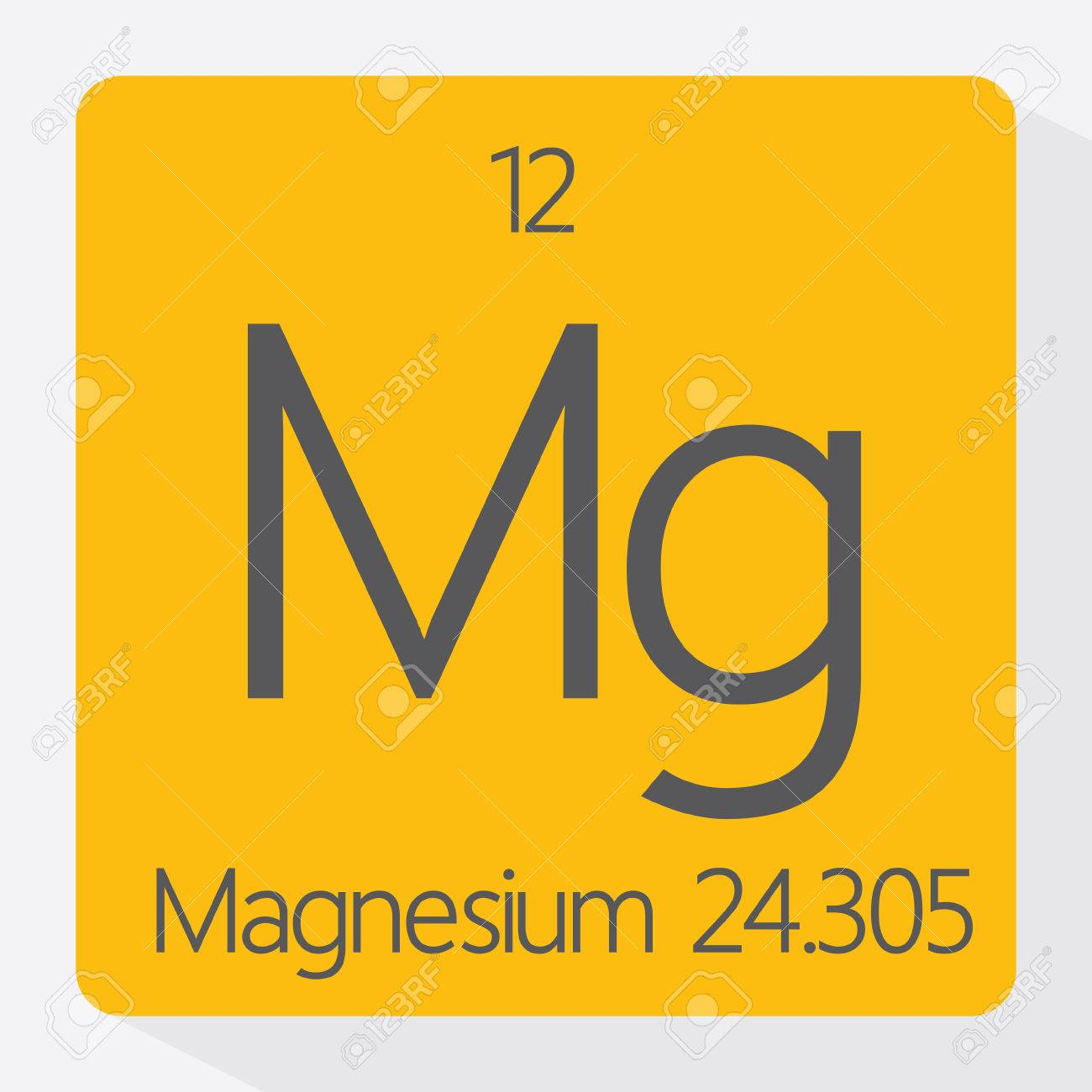 Periodic table magnesium royalty free cliparts vectors and stock periodic table magnesium stock vector 41261213 urtaz Choice Image