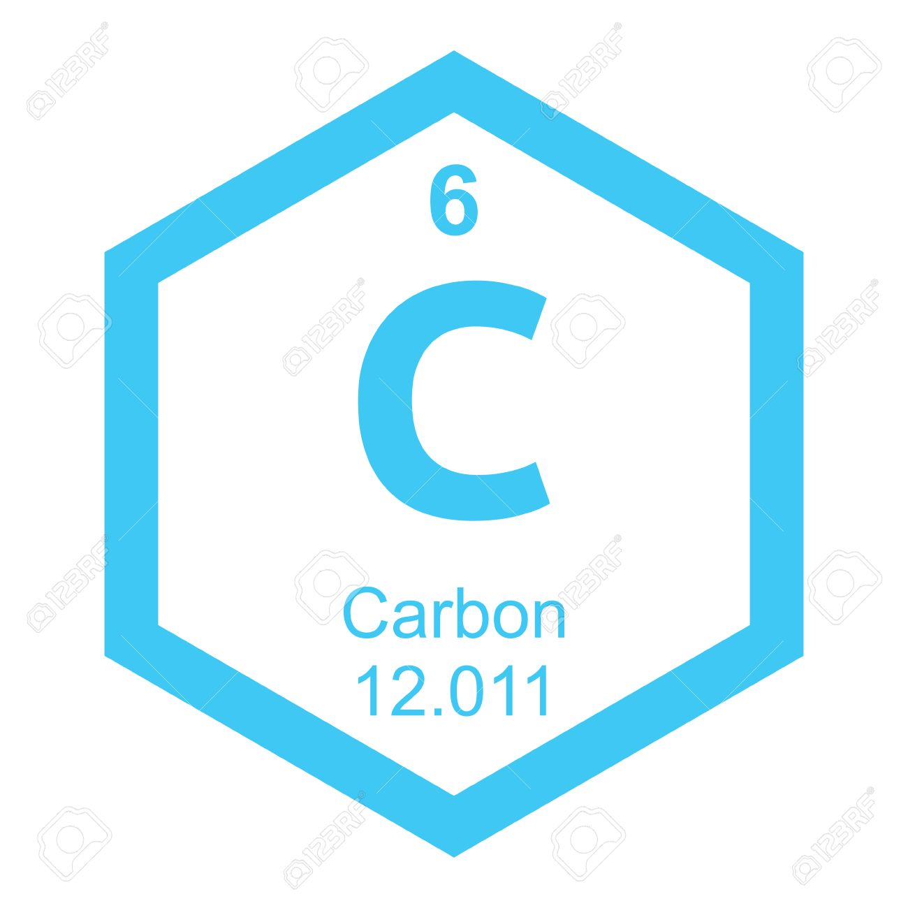 Periodic table carbon royalty free cliparts vectors and stock periodic table carbon stock vector 41261537 urtaz Images