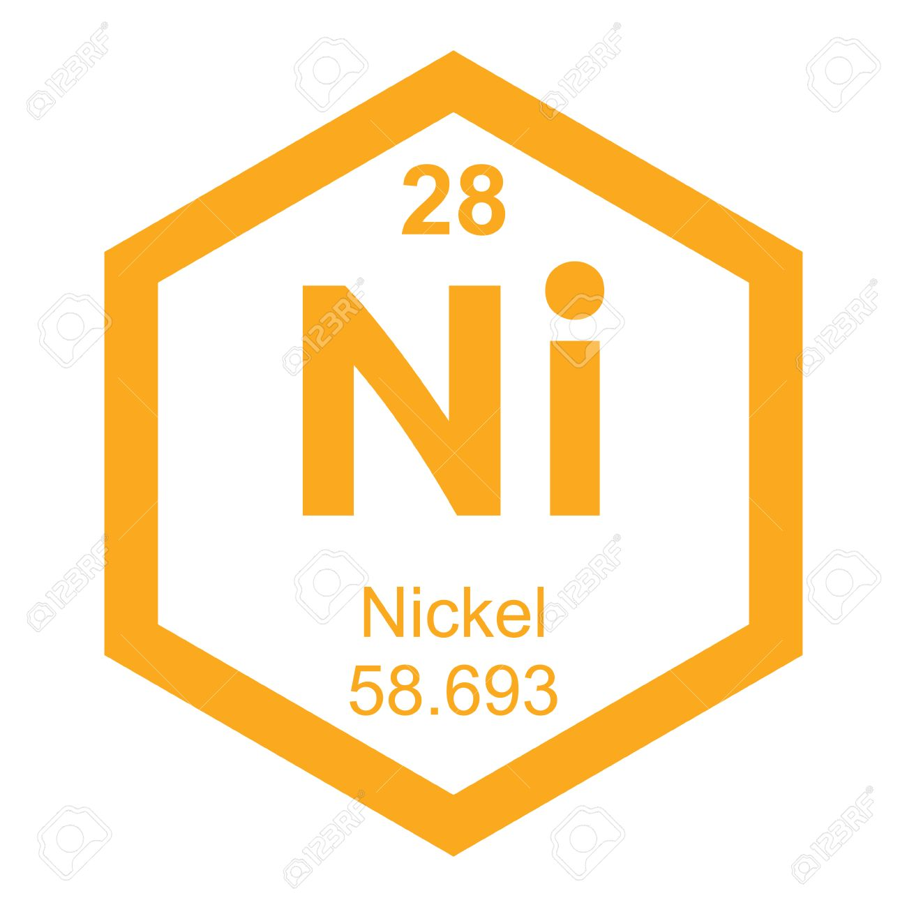 Periodic table nickel royalty free cliparts vectors and stock periodic table nickel stock vector 41243817 urtaz Gallery
