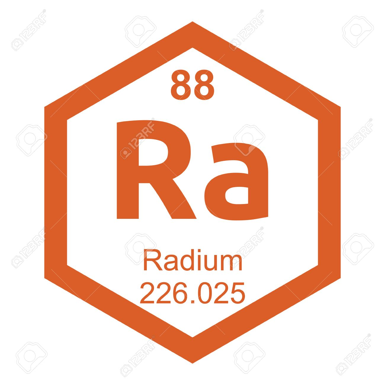 Periodic table radium royalty free cliparts vectors and stock periodic table radium stock vector 41243818 gamestrikefo Images