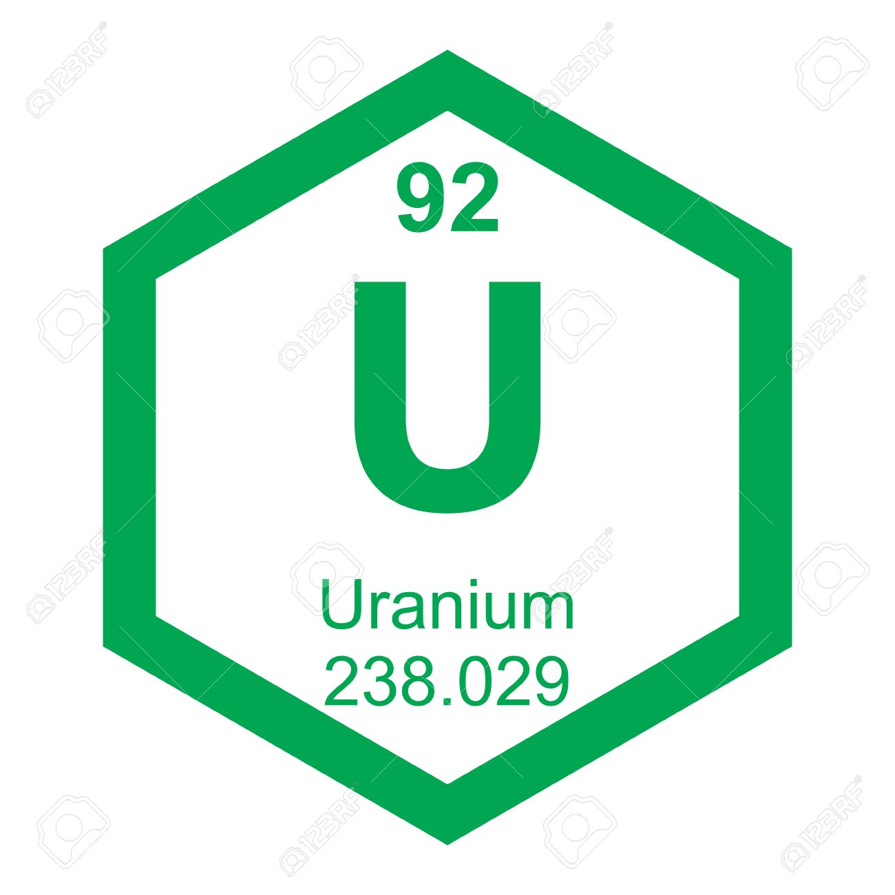Periodic table uranium royalty free cliparts vectors and stock periodic table uranium stock vector 41243820 urtaz Choice Image