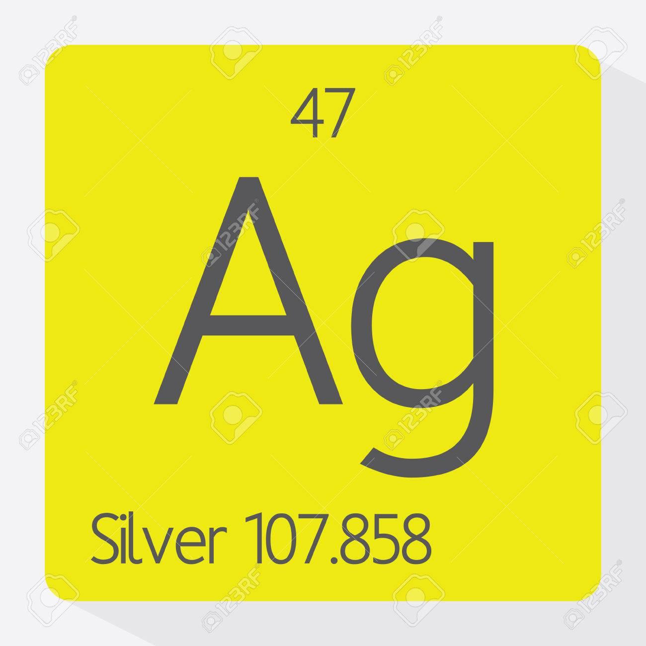 Periodic table silver royalty free cliparts vectors and stock periodic table silver stock vector 41235665 buycottarizona