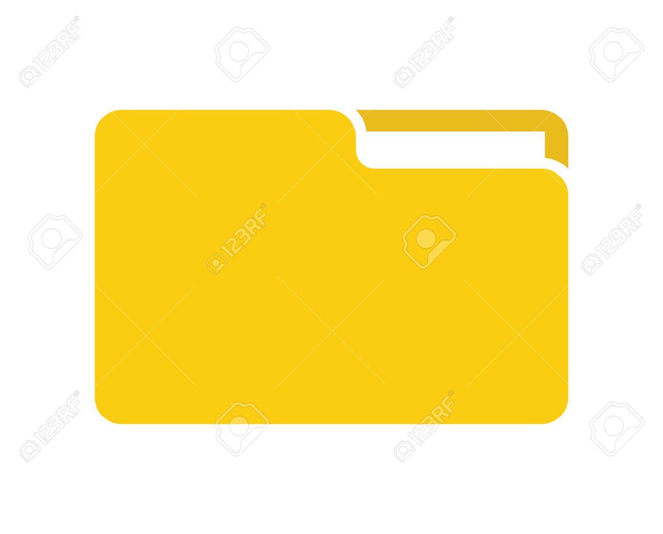 file folder vector icon - 47769877