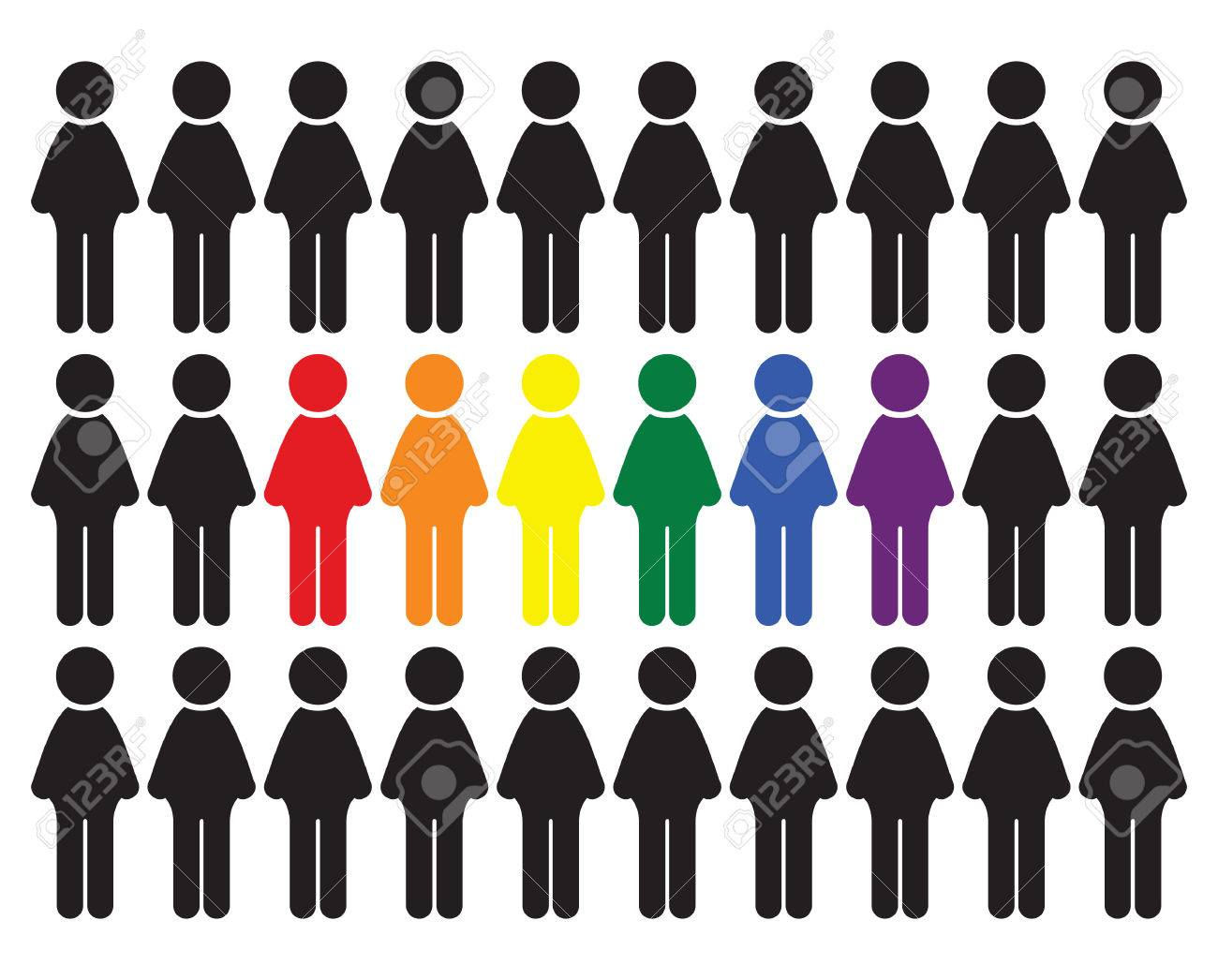 LGBT people vector icon - 59122851