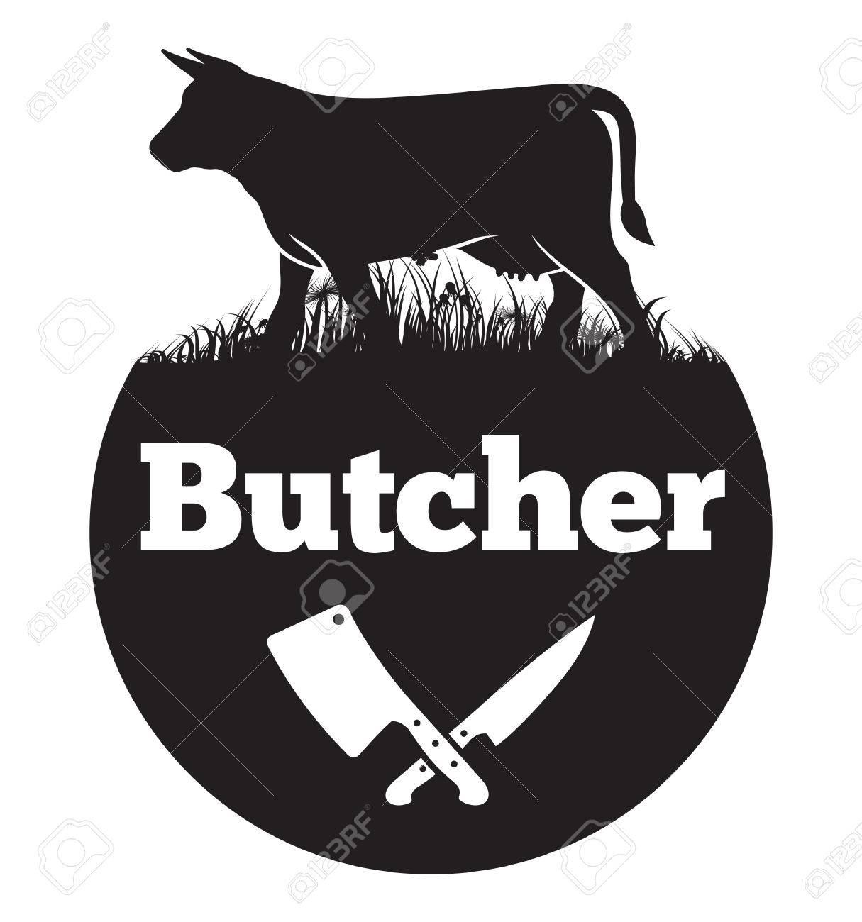 Butcher vector icon - 58154296