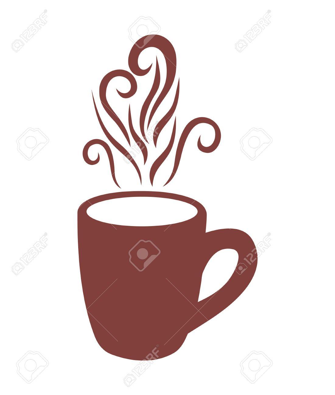 Coffee cup vector free - Coffee Mug Vector Icon Stock Vector 58154363