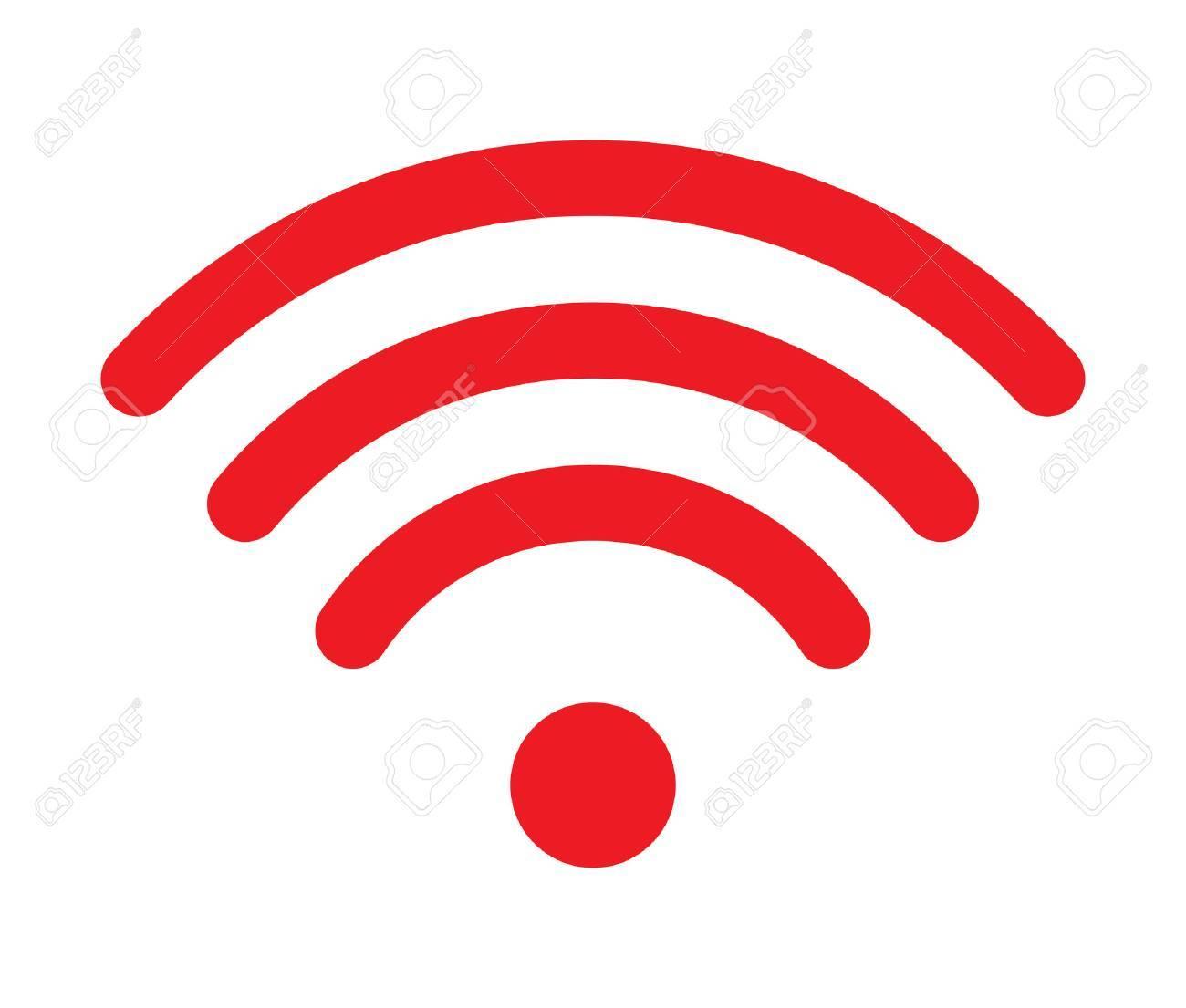 wi-fi symbol - 57958616