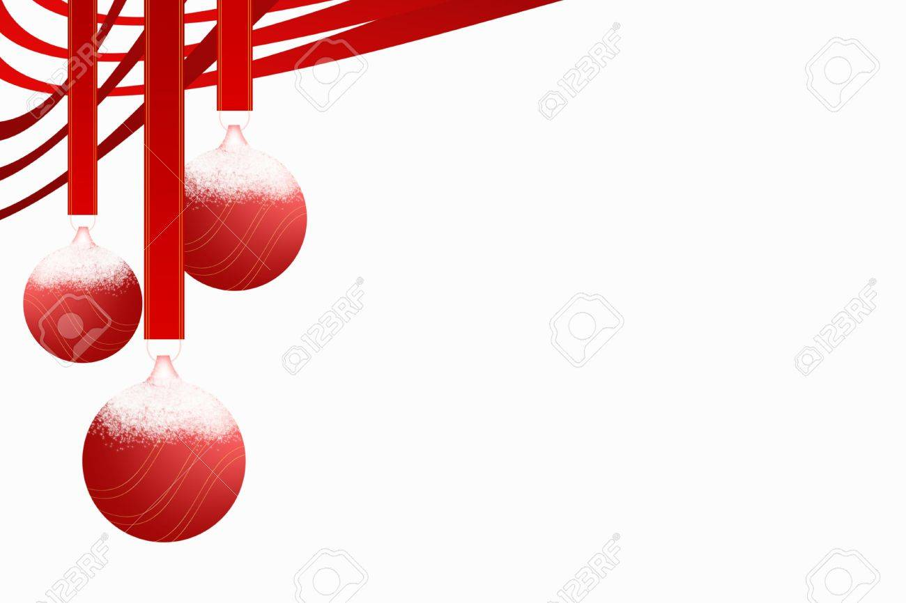 Nice Christmas Decorations For Cards Part - 7: Christmas Decorations Card  Stock Photo, Picture