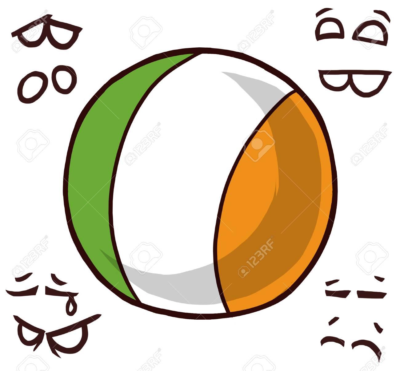 Ireland country ball - 110723144