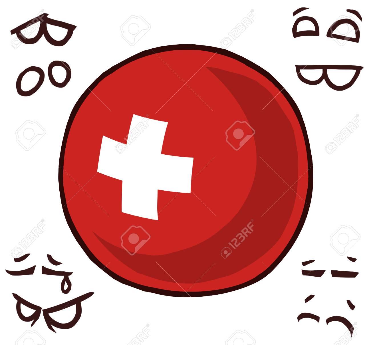Switzerland country ball swiss - 110812505