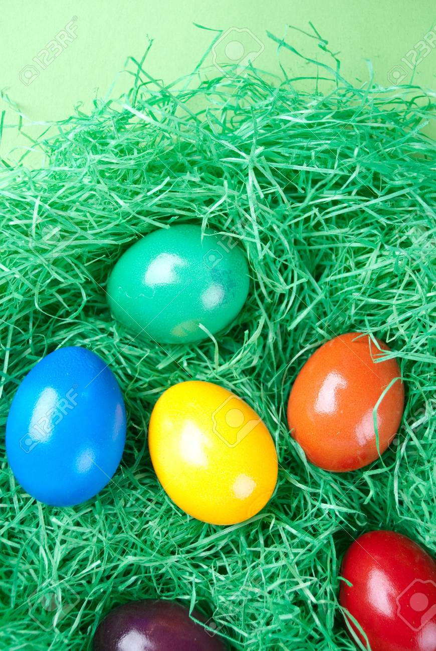 easter eggs Stock Photo - 6563066