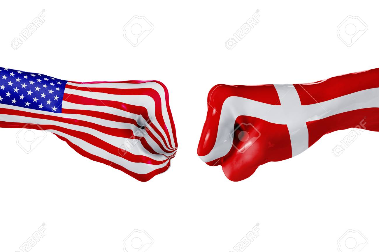 US sent congratulate messages, on the occasion of Denmark's Constitution Day