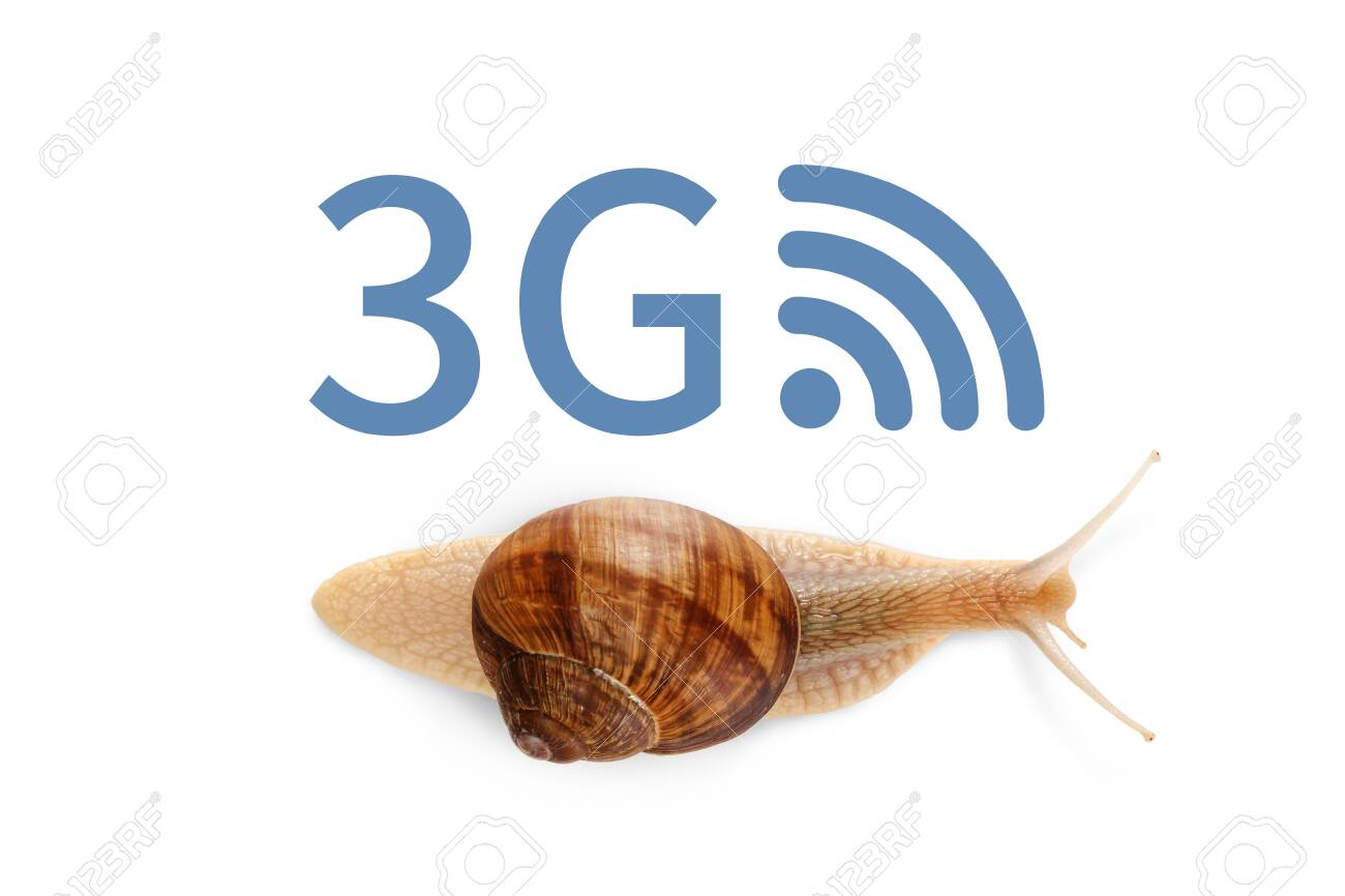 Mobile 3G network technology cellular networks concept  Internet