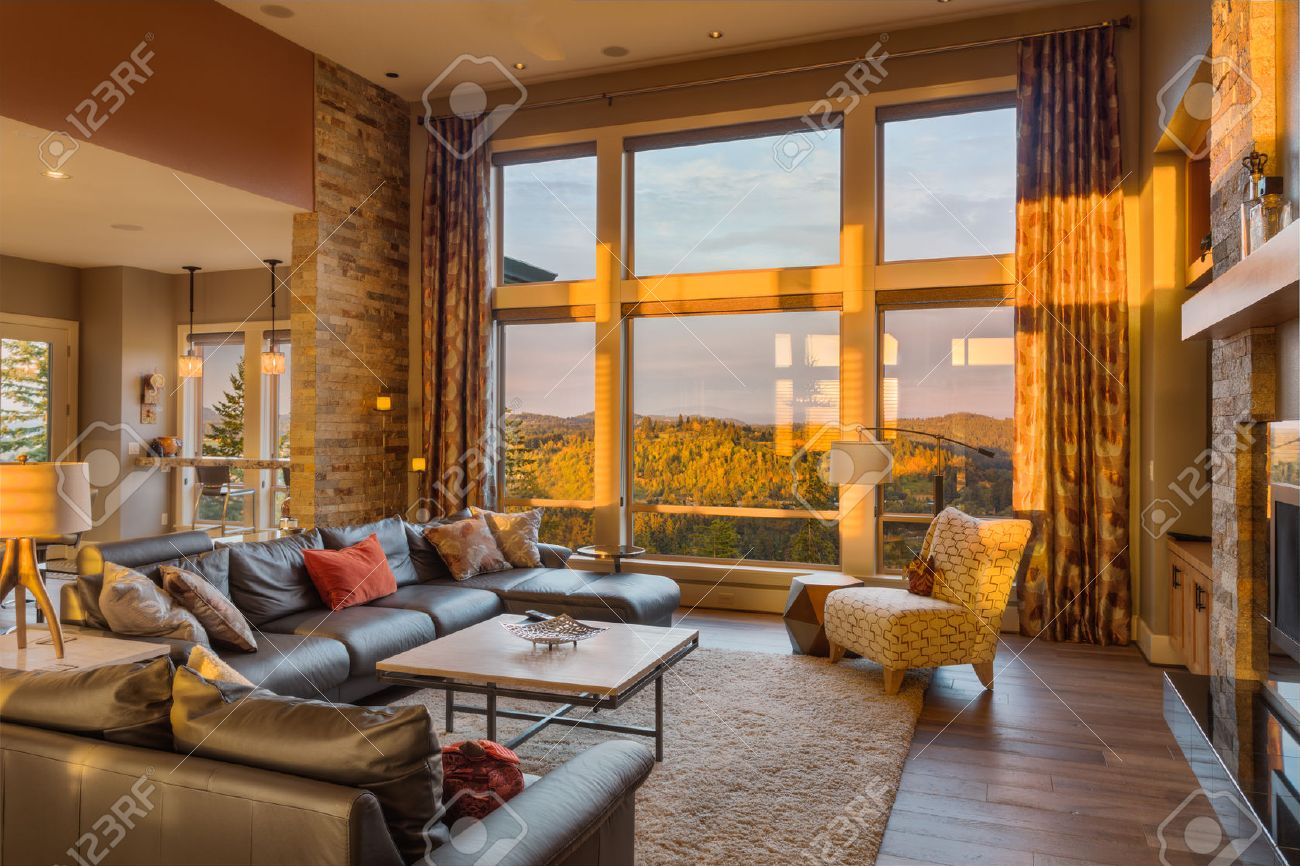 Living Room Beautiful Living Room living room stock photos pictures royalty free beautiful with hardwood floors and amazing view