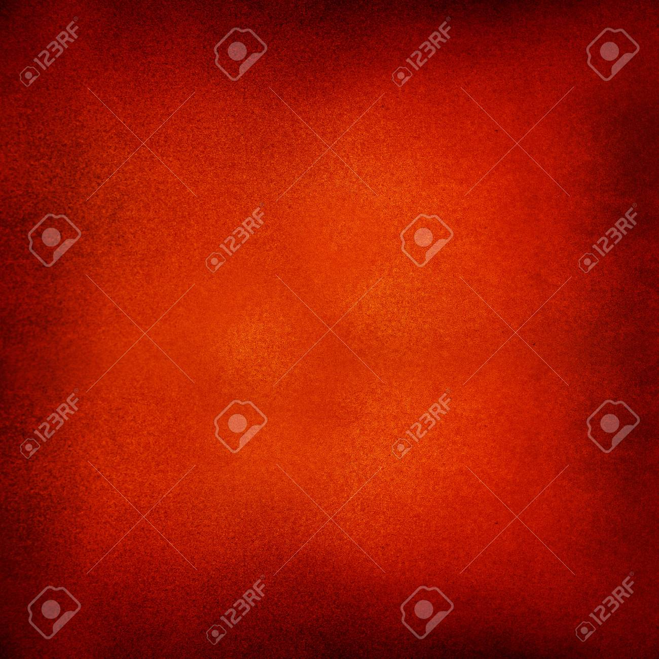 Abstract vivid grunge red background with noise grain texture