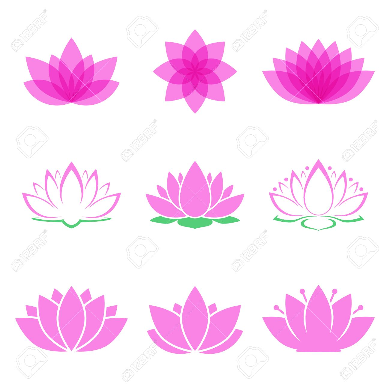 List Of Synonyms And Antonyms Of The Word Lotus Blossom Symbol
