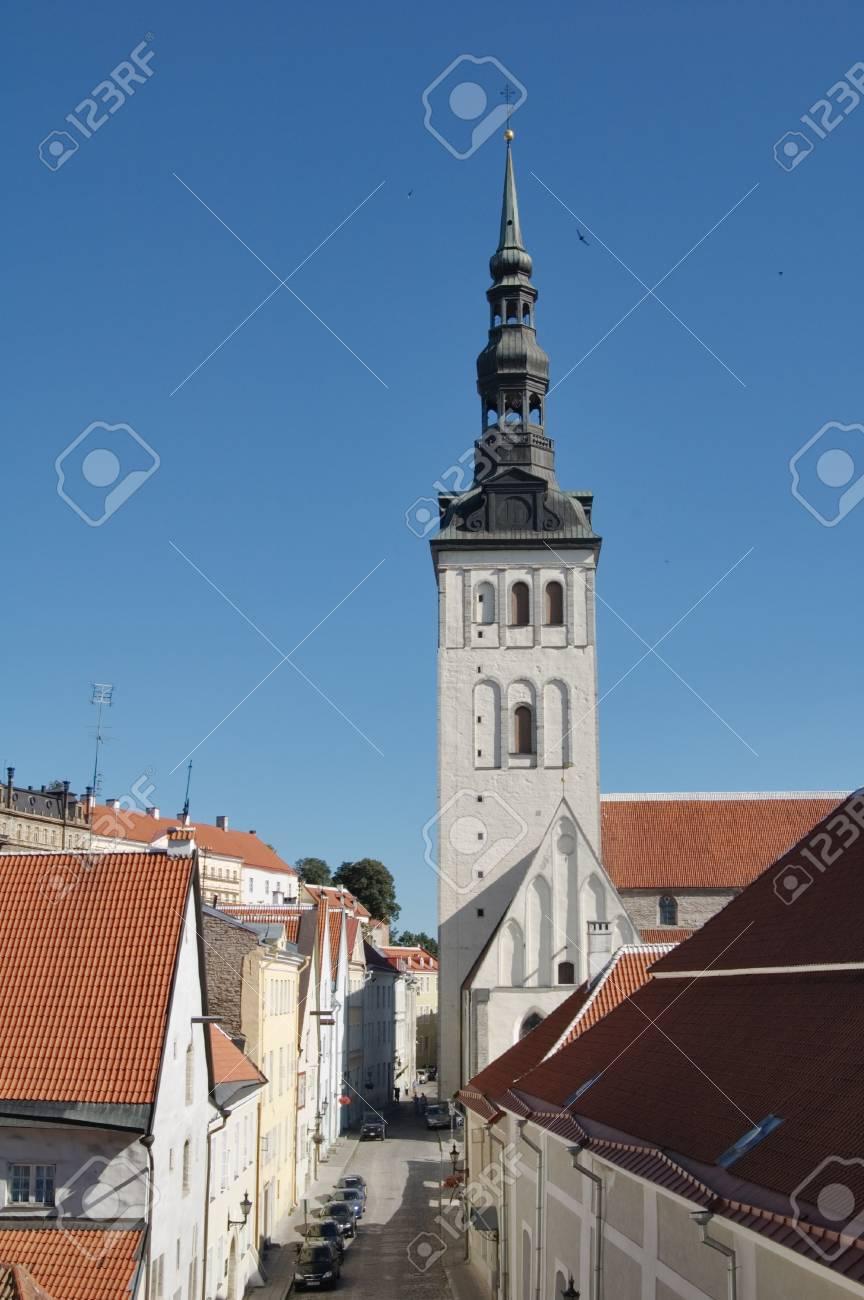 Tallinn Stock Photo - 8632564