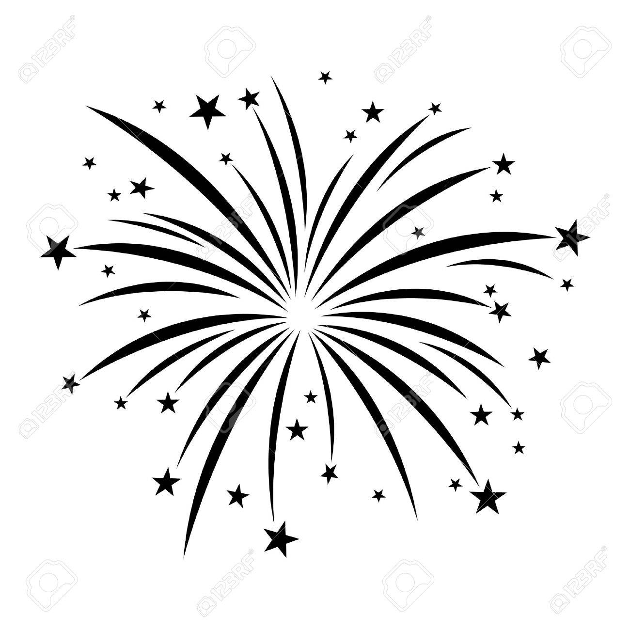 fireworks vector icon royalty free cliparts vectors and stock rh 123rf com fireworks vector graphics fireworks vector images