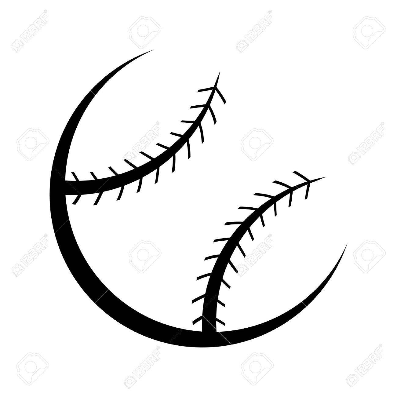 Baseball Vector Icon Royalty Free Cliparts, Vectors, And Stock ...