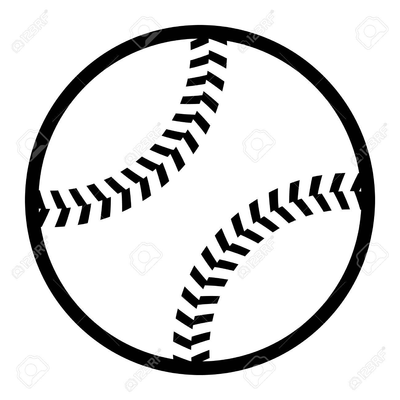 baseball vector icon royalty free cliparts vectors and stock rh 123rf com baseball vector art free baseball vector free