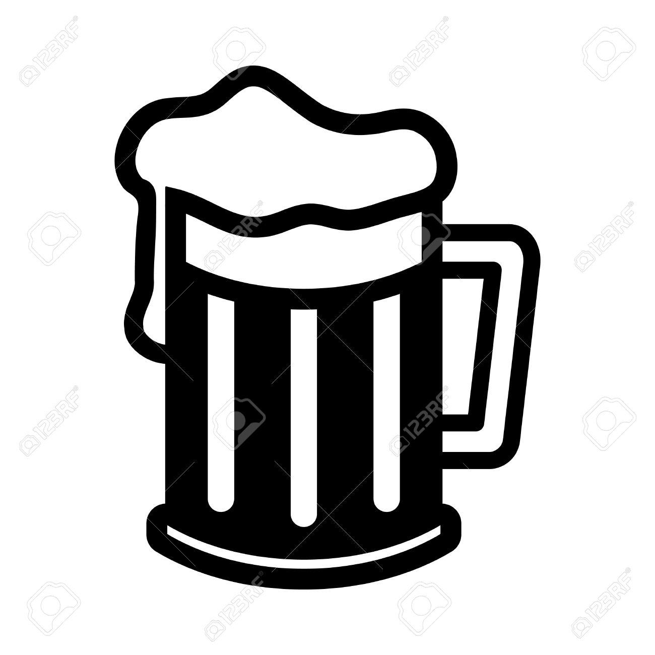 beer mug vector icon royalty free cliparts vectors and stock rh 123rf com beer vector mechanics solutions beer vector mechanics solutions pdf