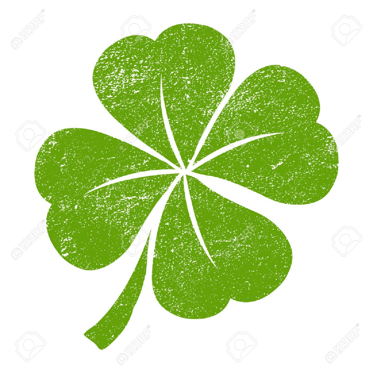 Shamrock stock photos royalty free business images lucky irish clover leaf biocorpaavc Gallery