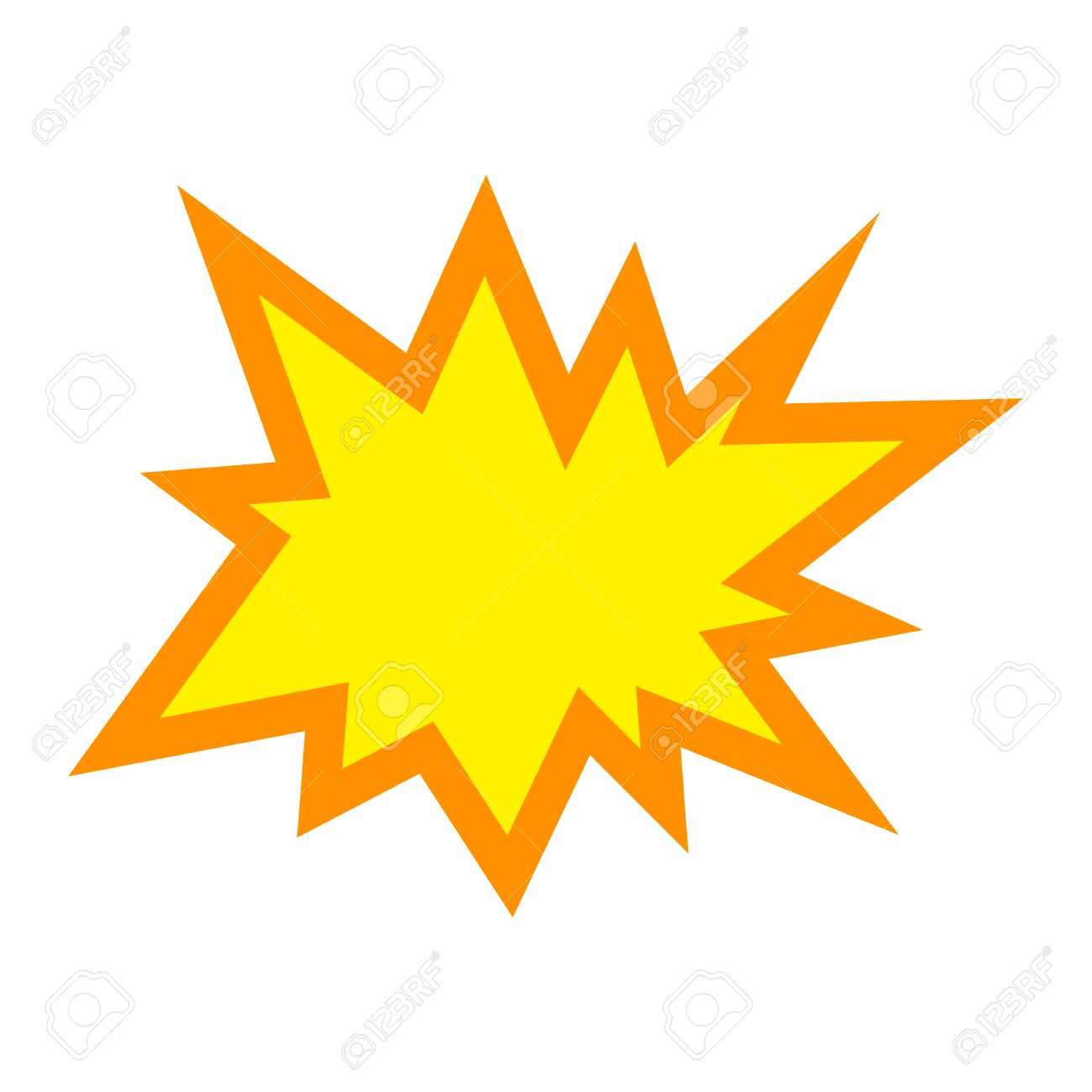 explosion vector icon royalty free cliparts vectors and stock rh 123rf com vector explosion effect victor explosion proof light fitting in uk
