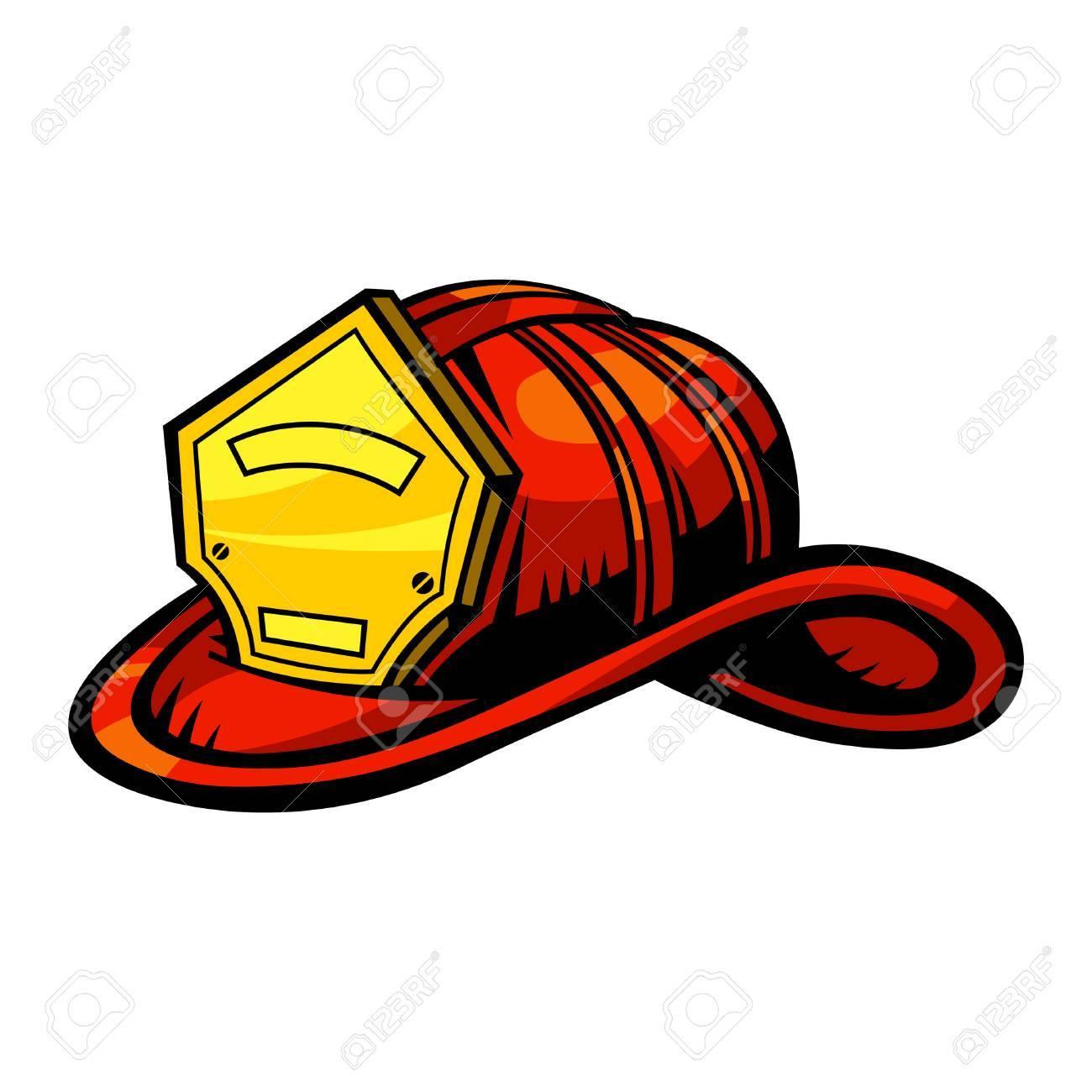 Firefighter Helmet - 49668693