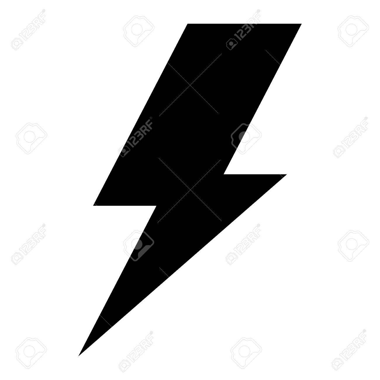 lightning bolt vector icon royalty free cliparts vectors and stock rh 123rf com lightning bolt vector illustrator lightning bolt vector icon