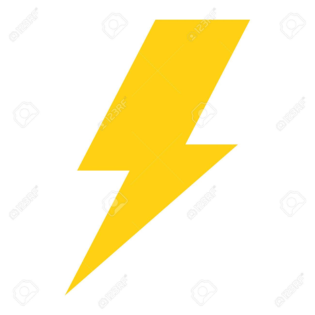 lightning bolt vector icon royalty free cliparts vectors and stock rh 123rf com lightning bolt clipart vector vector lightning bolt png
