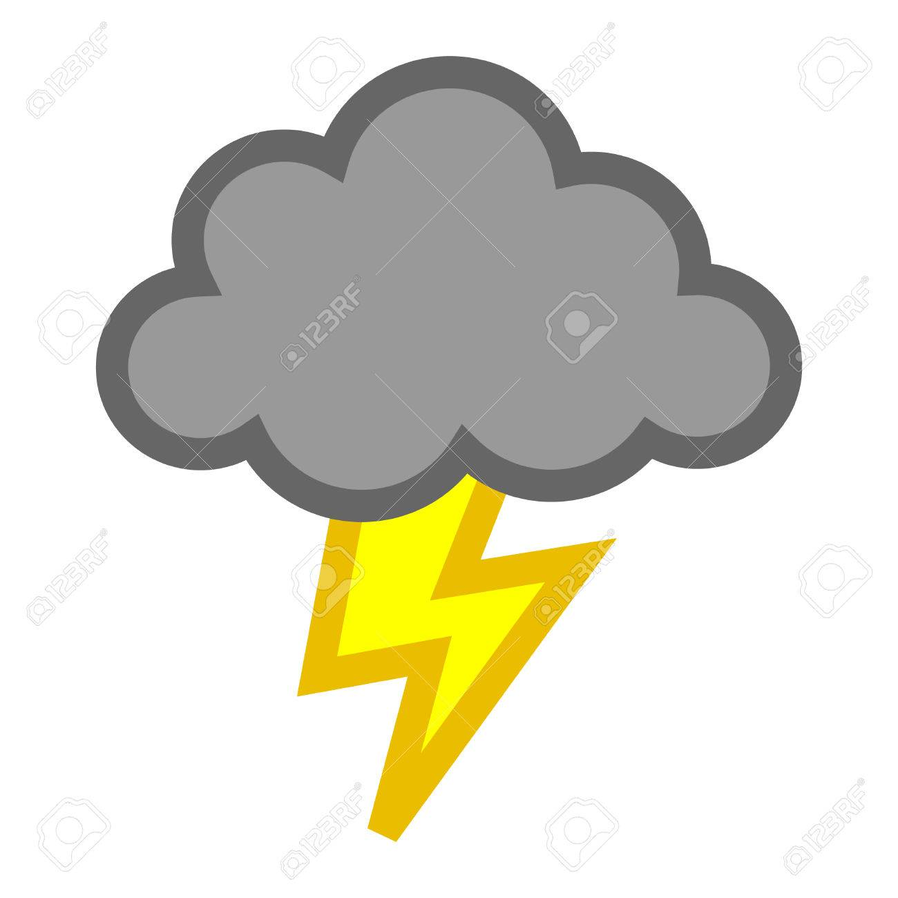 storm cloud lightning bolt royalty free cliparts vectors and stock rh 123rf com storm cloud clipart storm cloud with lightning clipart