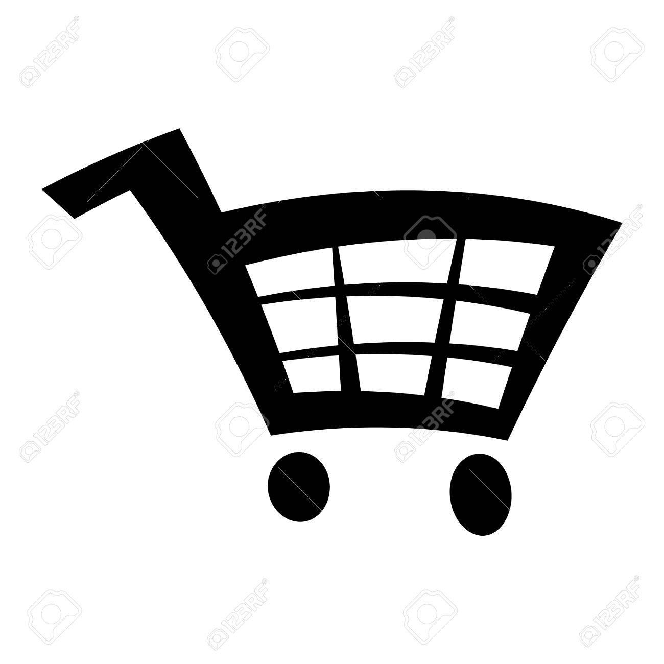 shopping cart vector icon royalty free cliparts vectors and stock rh 123rf com shopping cart vector png shopping cart vector image
