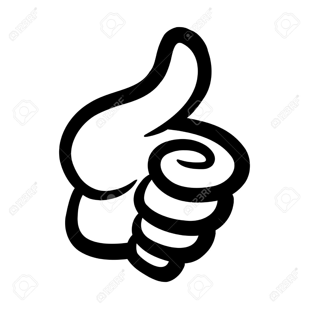 thumbs up vector icon royalty free cliparts vectors and stock rh 123rf com thumbs up vector free thumbs up vector png