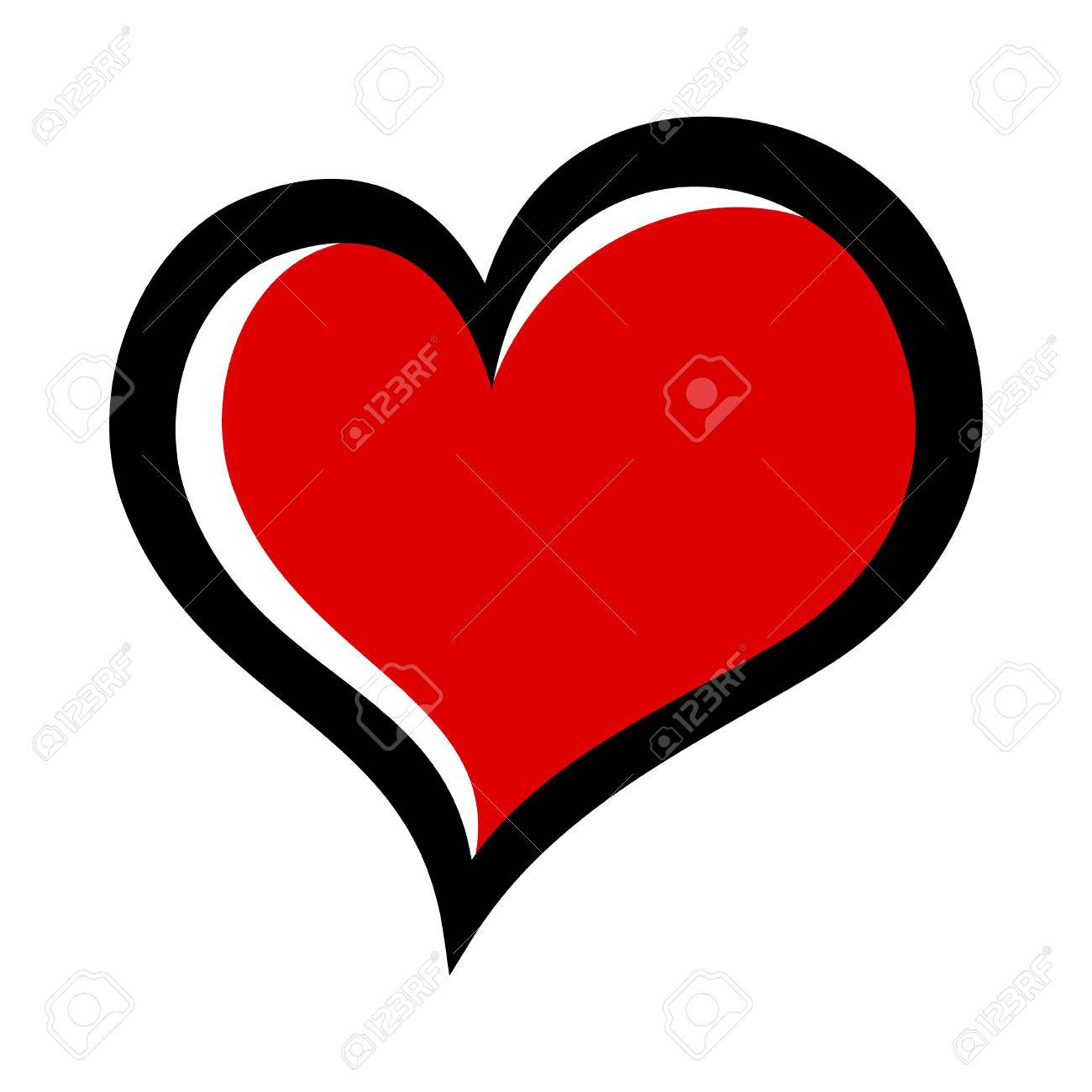 heart vector icon royalty free cliparts vectors and stock rh 123rf com heart vector svg heart vector image