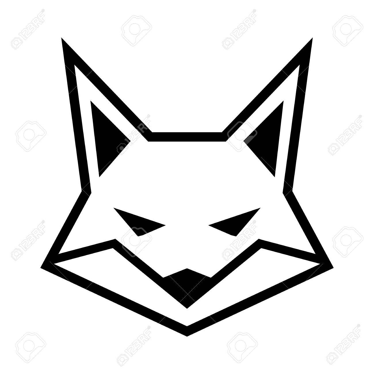 fox face logo vector icon royalty free cliparts vectors and stock rh 123rf com royalty free images vector art royalty free images vector art