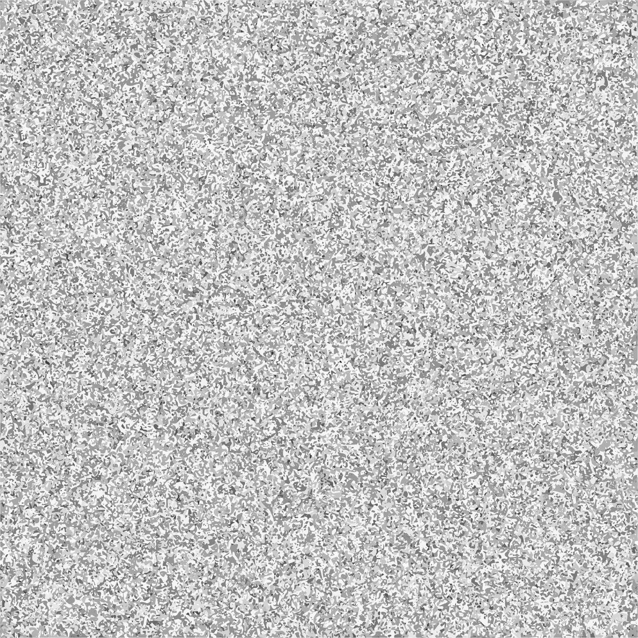 テレビの干渉。テレビ画面に灰色...