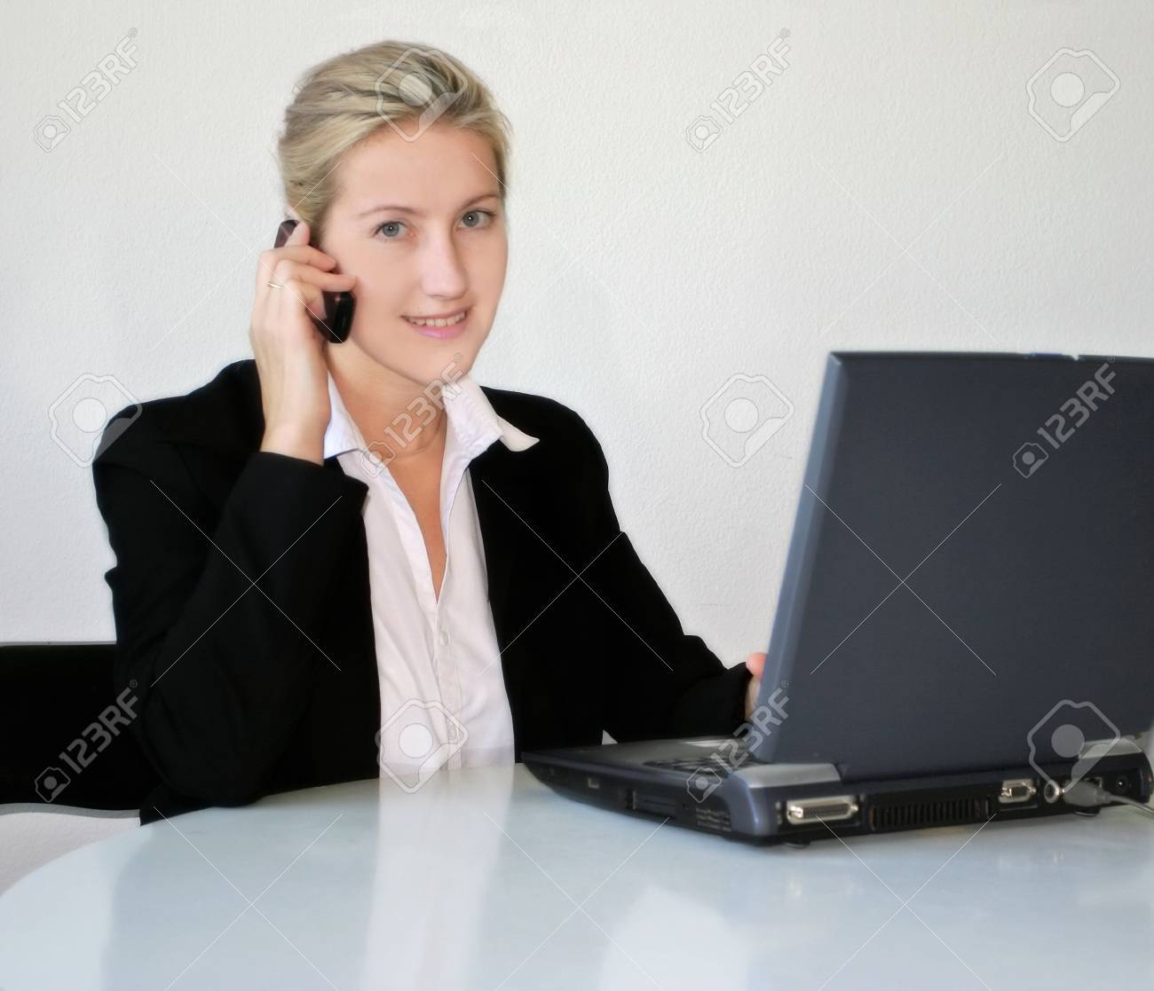 Smiling Woman Stock Photo - 518181