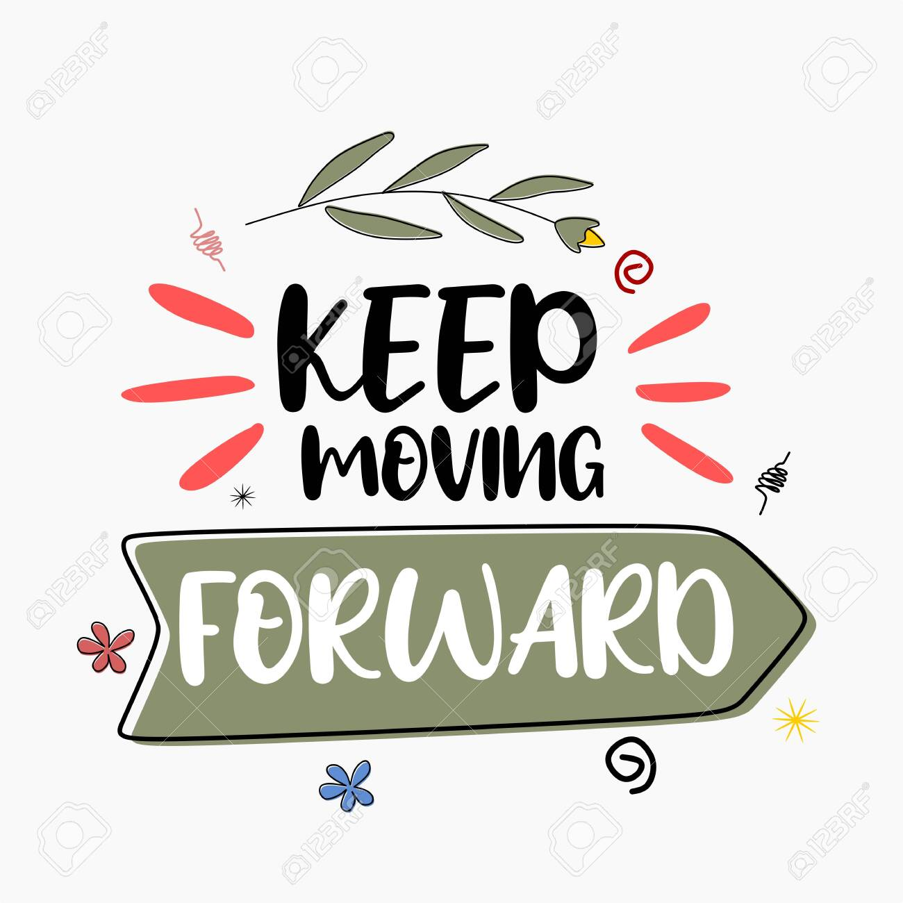Keep Moving Forward Picture