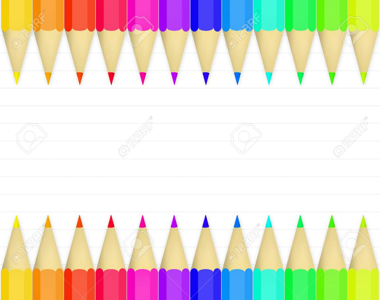 Colored pencils Stock Photo - 11977810