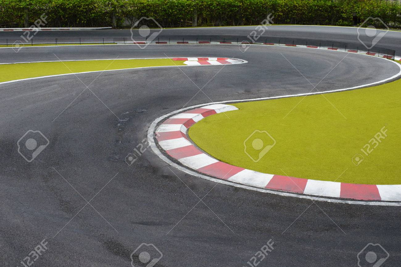 Radio Controlled Car Racing Track Stock Photo Picture And Royalty Free Image Image 43470896