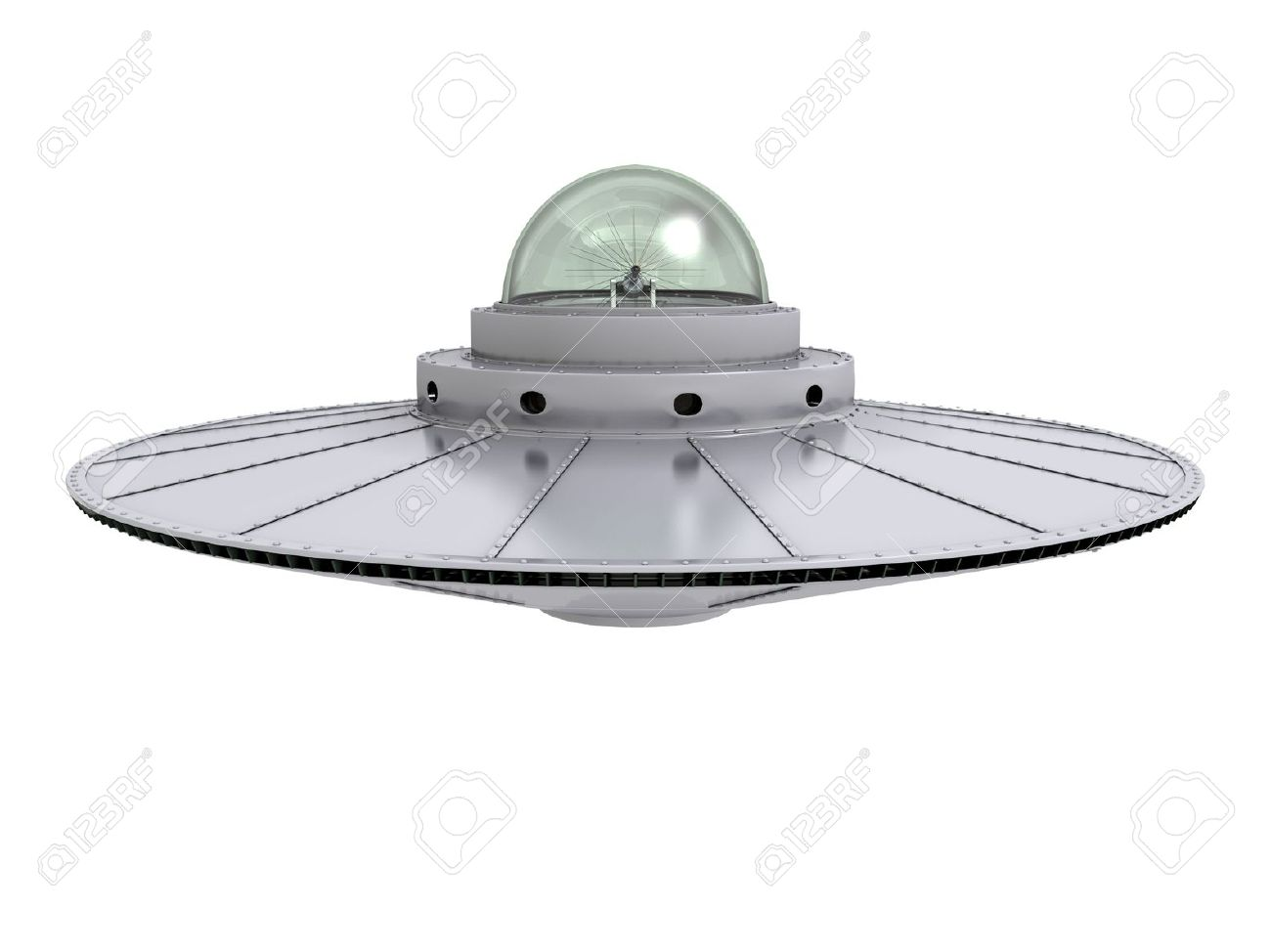 Ufo Transparent Background ufo with transparent dome