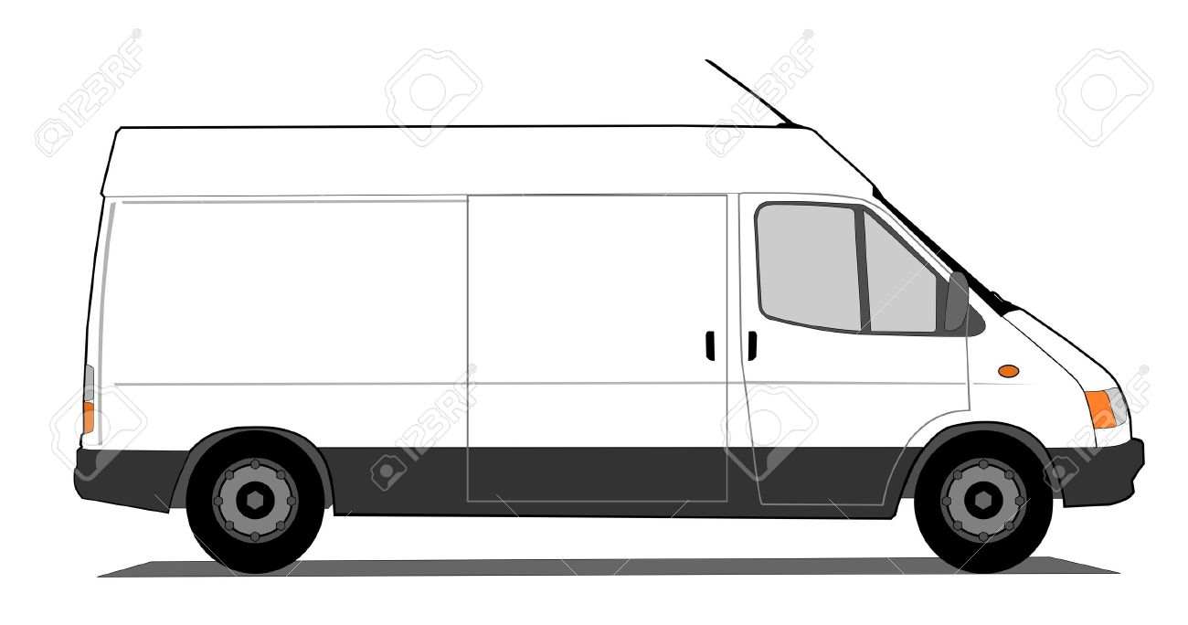 Delivery car - 15500532