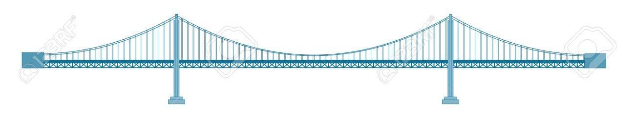 Bridge Stock Vector - 16111713