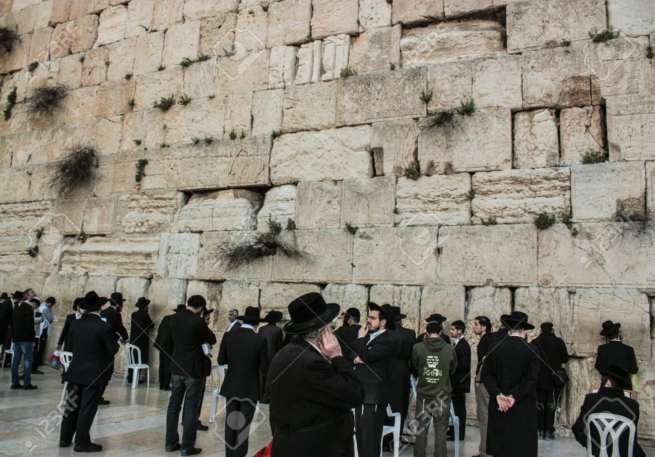 Image result for Wailing Wall jerusalem