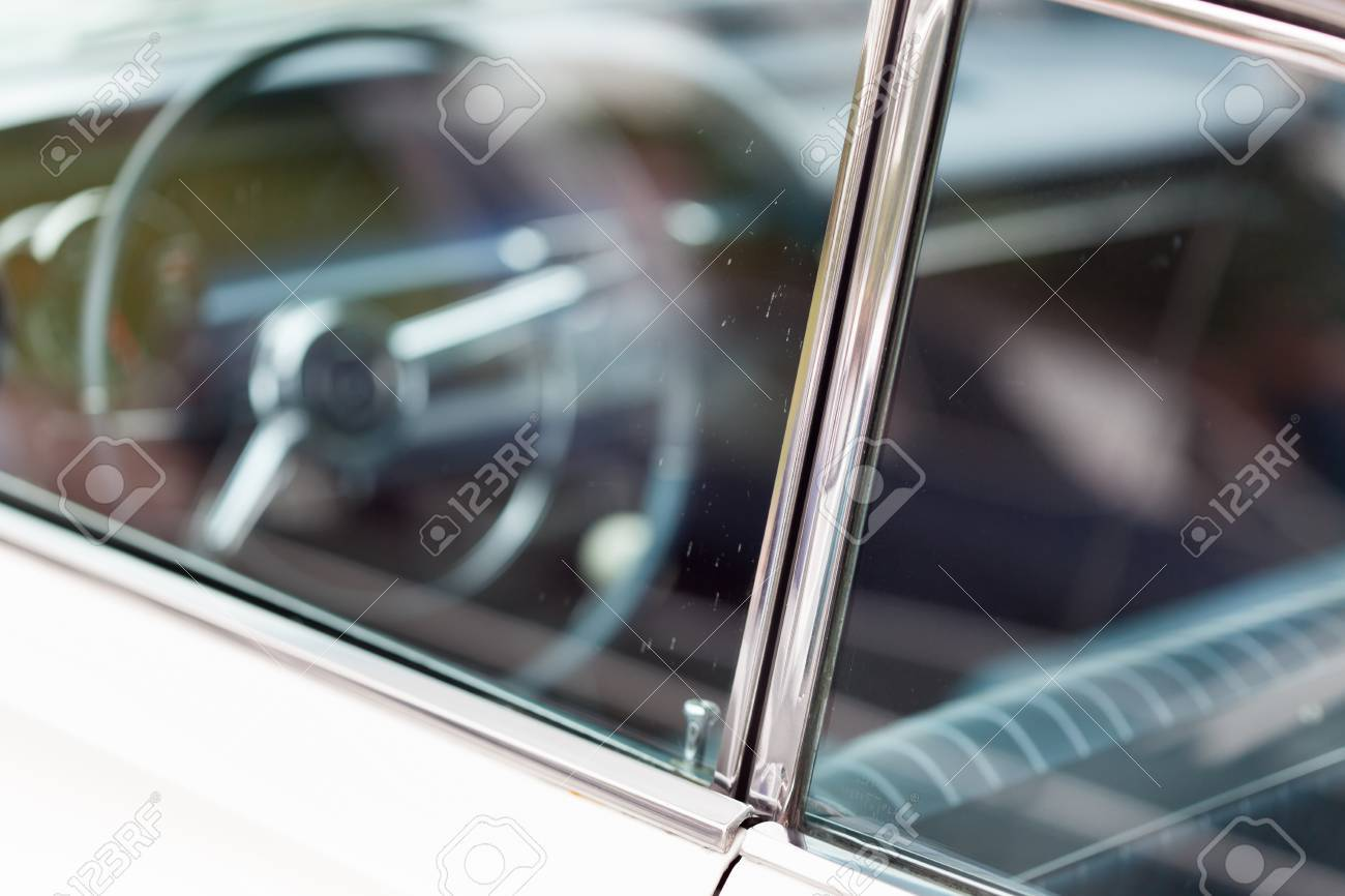 Antique, Car, Car Door, Close-up, Collector\'s Car, Colour Image ...