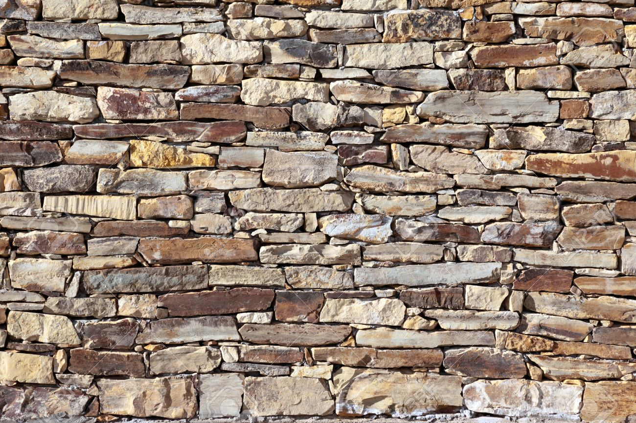 rustic stone brick wall texture stock photo picture and royalty