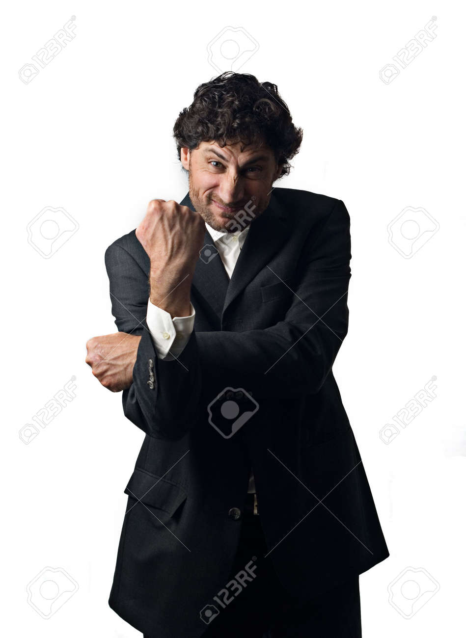 furious businessman after getting fired in a rage stock photo stock photo furious businessman after getting fired in a rage
