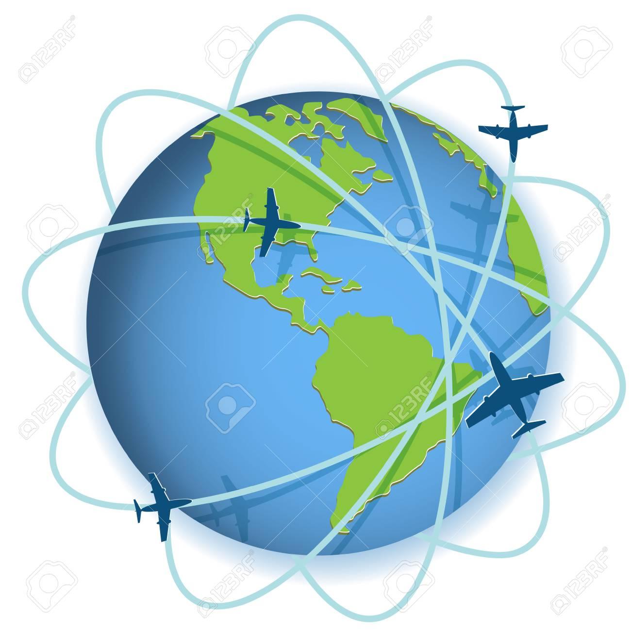 plane Stock Vector - 7784157