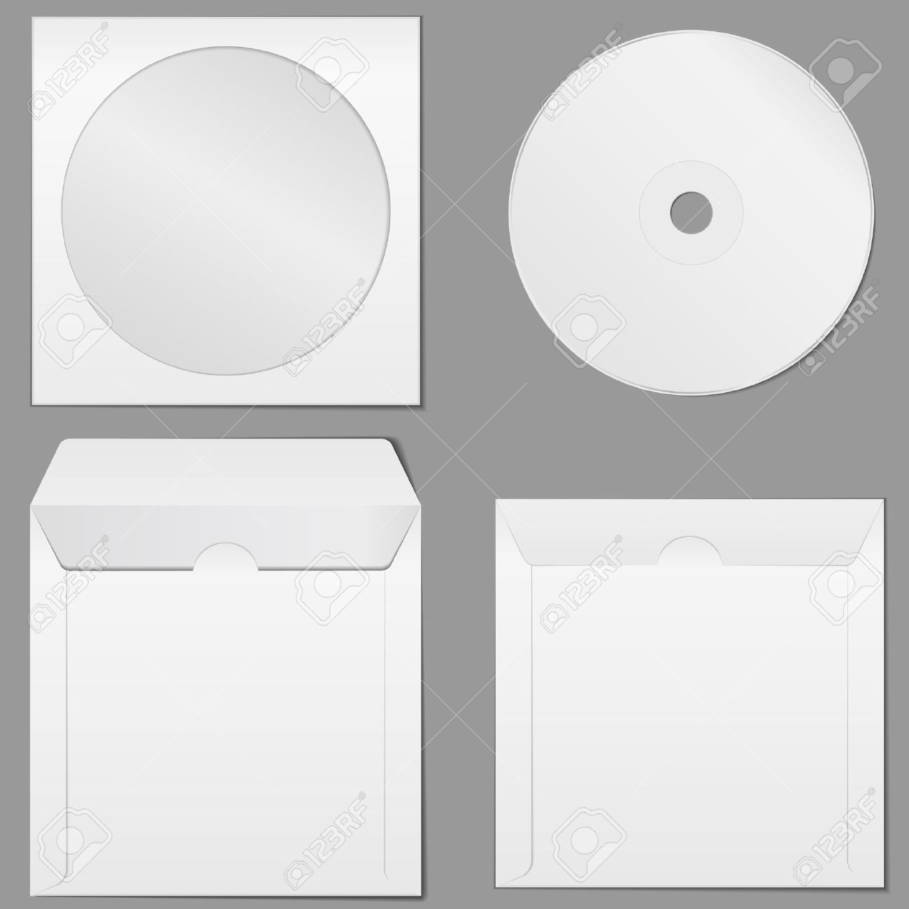 CD Case Royalty Free Cliparts, Vectors, And Stock Illustration ...